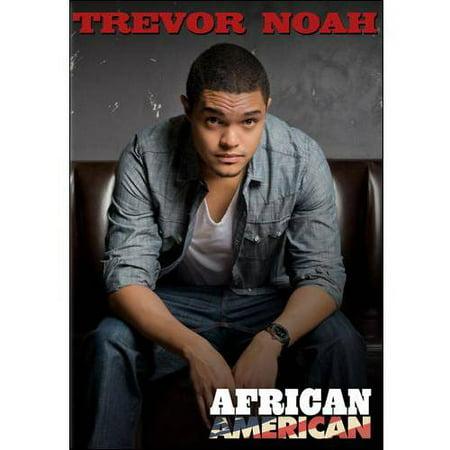 Trevor Noah  African American  Widescreen