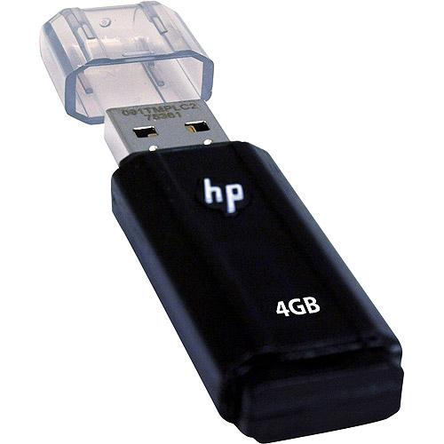 HP 4GB USB 2.0 Flash Drive