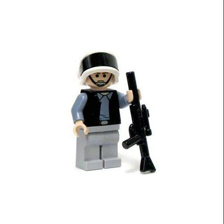 Lego Star Wars Loose Mini Figure Rebel Trooper With Blaster Rifle