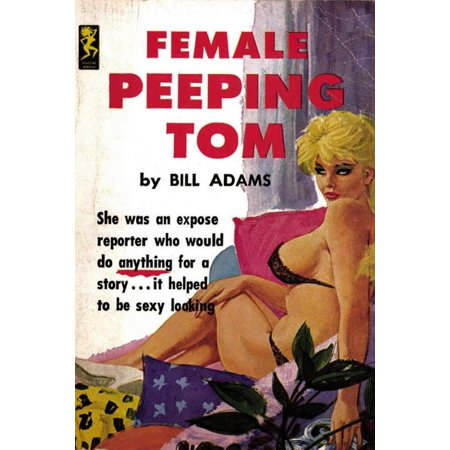 Female Peeping Tom - eBook - Peeping Tom Halloween