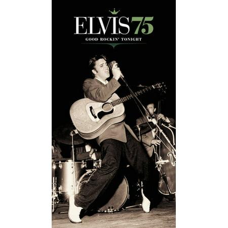 Rockin Halloween Songs (Elvis 75: Good Rockin Tonight)