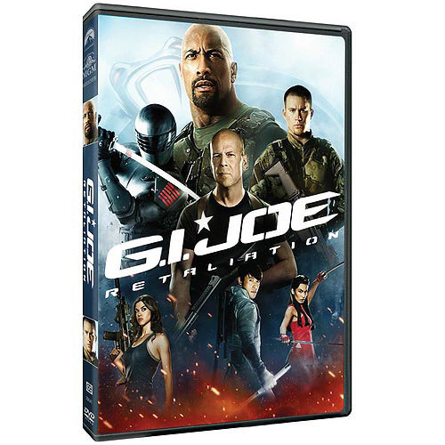 G.I. Joe: Retaliation (With INSTAWATCH) (Widescreen)
