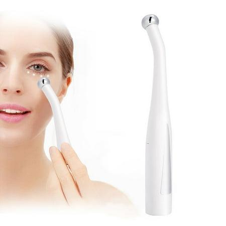OTVIAP Electric Eye Massager,Electric Anti Aging Wrinkle Eye Patch Relief Massager Smart Sense Vibration Eye Care Eye Wrinkle Massager