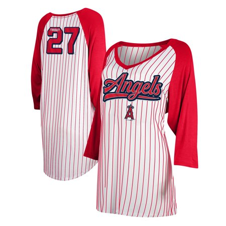 Mike Trout Los Angeles Angels 5th & Ocean by New Era Women