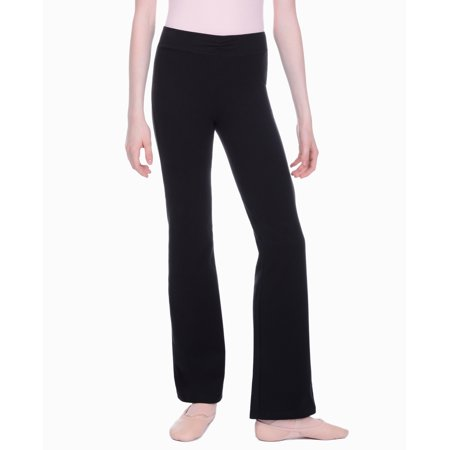 Girl's Warm-Up Bootleg Pant