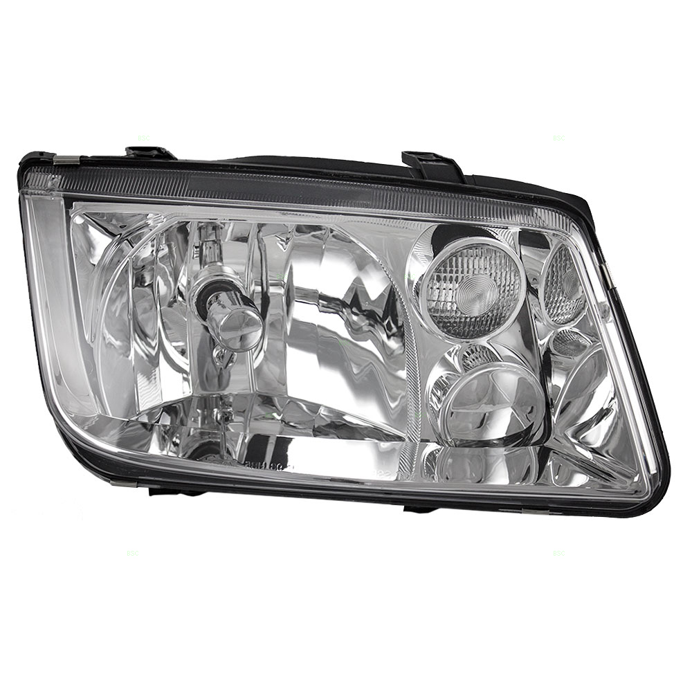 Passengers Headlight Headlamp Replacement for Volkswagen 1J5941018AJ