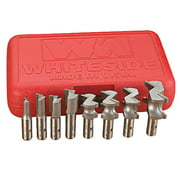 Whiteside Router Bits 600 Straight And Half Round Combo Set With 1/2-Inch Shank