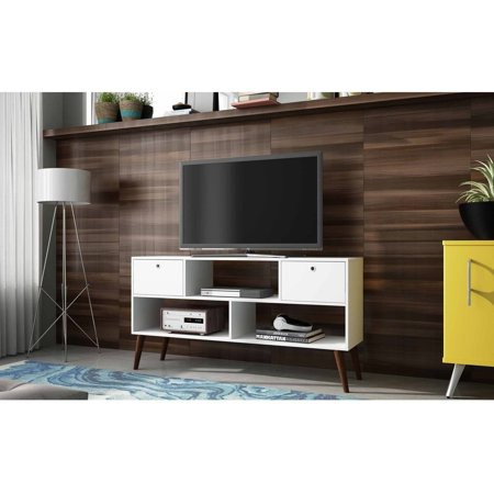 Mendocino Catalpa Modern Tv Stand 2 0 For Tvs Up To 42   Multiple Colors