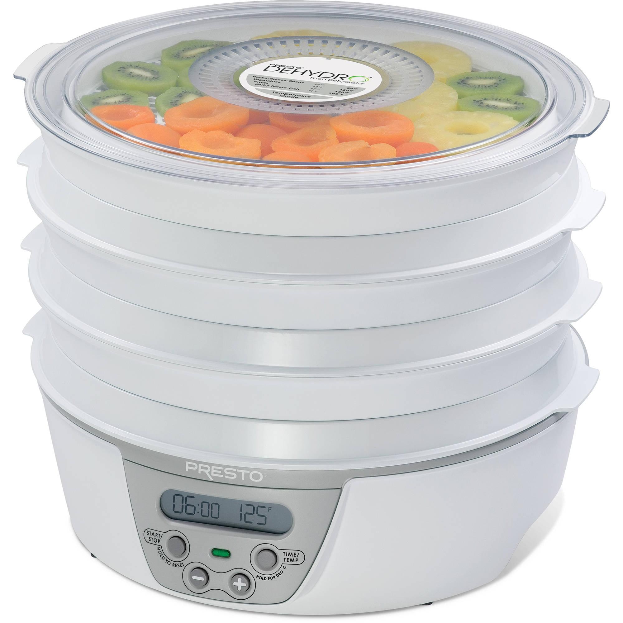Presto Dehydro Digital Electric Food Dehydrator, 06301