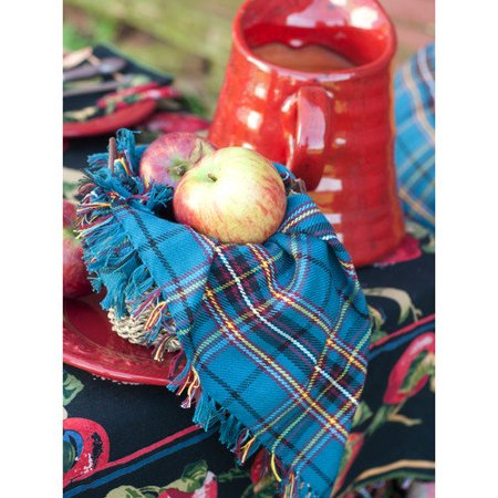 April Cornell Market Plaid Napkin (Set of 4)
