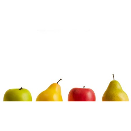Posterazzi DPI1821732LARGE Apples & Pears Poster Print by Chris & Kate Knorr, 42 x 22 - Large - image 1 of 1
