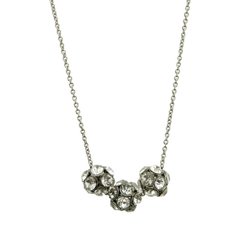 Ir Fireball Necklace
