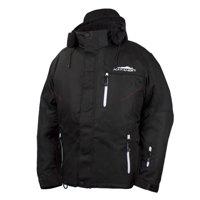 Katahdin Apex Mens Snow Jacket Black