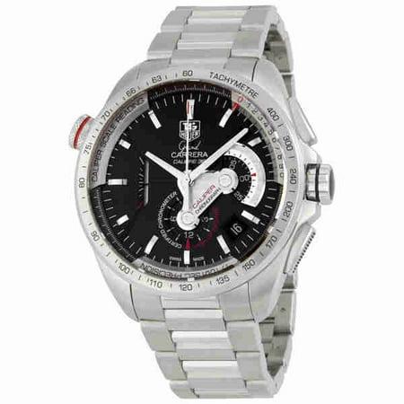 6f802937653 TAG Heuer - TAG Heuer Grand Carrera Calibre 36 RS Caliper Chronograph Watch  CAV5115.BA0902 - Walmart.com
