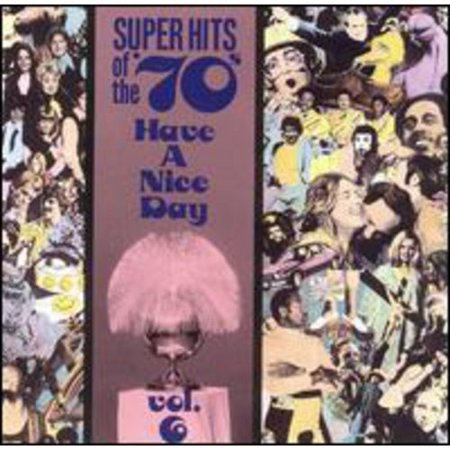 Super Hits Of The 70s Vol. 6 - Disco In The 70s