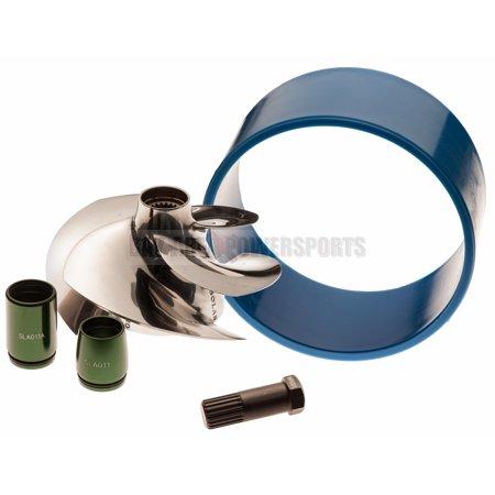 Solas Sea Doo 4-Tec Impeller SR-CD-11/19 W/ Wear Ring & Tool GTI 155 RXP GTS - Gti Drive 3