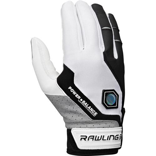 Rawlings Power Balance Adult Right-Handed Baseball Batting Glove