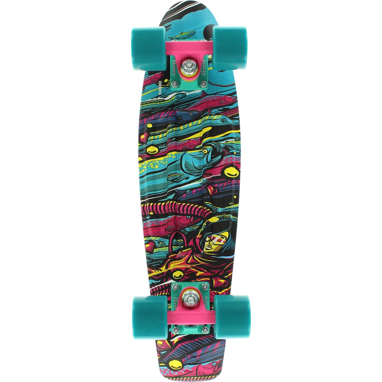 "Penny Skateboards Sea Space 22"" Complete Cruiser Skateboa..."
