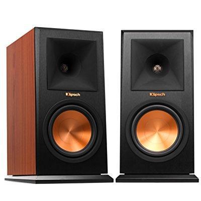 Klipsch rp-160m bookshelf speaker - cherry (pair)