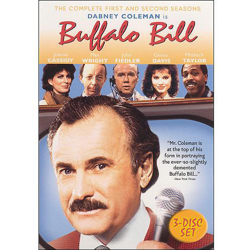 Buffalo Bill: The Complete First And Second Seasons (Full Frame)