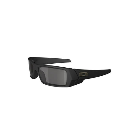 GasCan Rectangular Sunglasses (Oakley Two Face Clear Lenses)