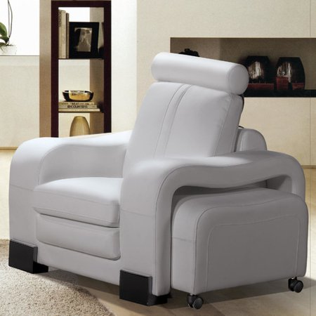 Hokku Designs Rollingstone Armchair and Ottoman