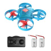 AUTCARIBLE Music Drone Mini Child Kid Remote Control Aircraft Four-axis High-end Toy Aircraft RC Drone Stunt Paraglider Flight Quadcopter Drone
