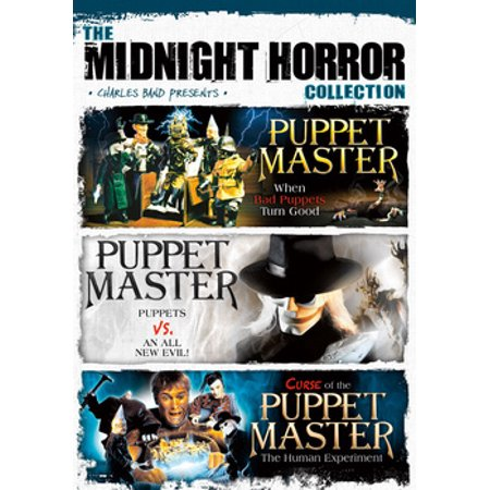 Midnight Horror Collection: Puppet Master Volume 2 (DVD) (Midnight Syndicate Halloween Music Collection)