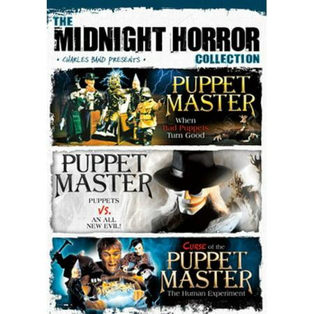Midnight Horror Collection: Puppet Master Volume 2 (DVD)