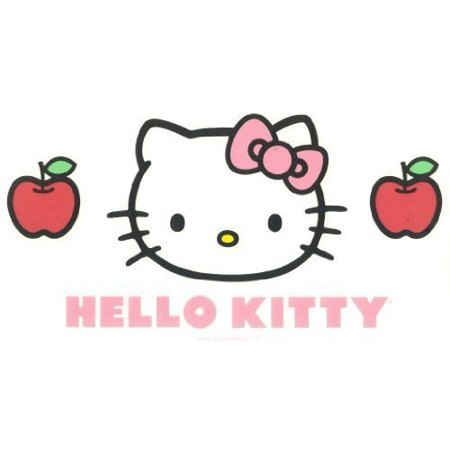 1/4 Sheet Hello Kitty Edible Frosting Cake Topper* - Walmart Hello Kitty Cake