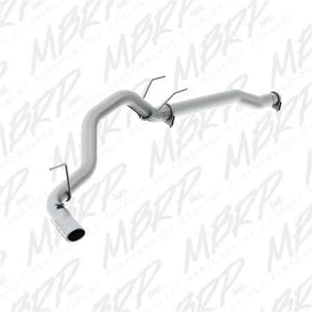 MBRP 2014 Dodge Ram 1500 3.0L EcoDiesel 3.5in Filter Back