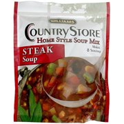 Williams Steak Soup Mix, 6.9 oz (Pack of 6)