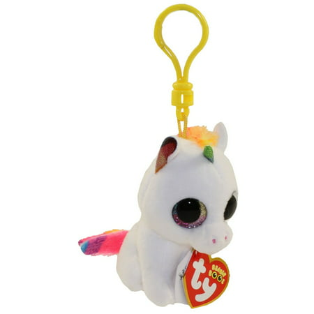 TY Beanie Boos - PIXY the Unicorn (Glitter Eyes) (Plastic Key