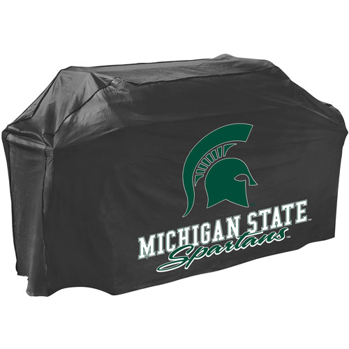 Mr. Bar-B-Q Michigan State Spartans Grill Cover, Large