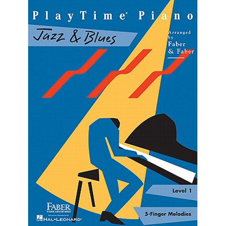 Playtime Piano Jazz & Blues : Level 1 Blues Country Piano