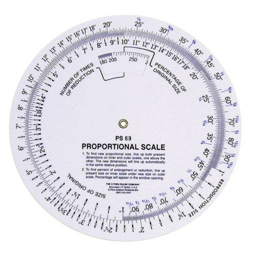 C-Thru Proportional Scale (Set of 2)