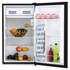 ALERA ALERF333B 3.3 Cu. Ft. Refrigerator with Chiller Compartment,