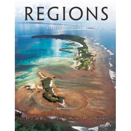 Geography  Realms  Regions  And Concepts