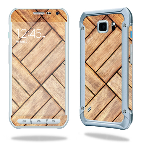 MightySkins Skin For Galaxy S6 Active, Samsung Active   Protective, Durable, and Unique Vinyl Decal wrap cover Easy To Apply, Remove, Change Styles Made in the USA