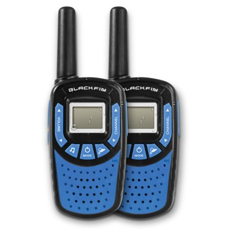 WALKIE TALKIE POWER KIT by Black Fin®