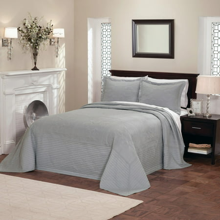 French Tile Bedspread ()