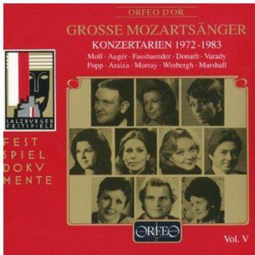 V 5: Konzertarien 1972-1983