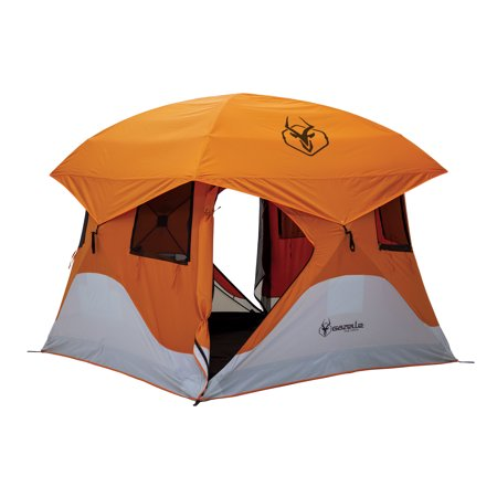 Gazelle T4 Pop-up Hub Camping Text (4 Person)