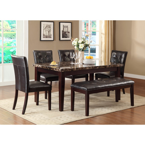 Woodhaven Hill Teague Dining Table