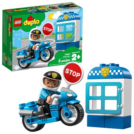 LEGO DUPLO Town Police Bike 10900 ()