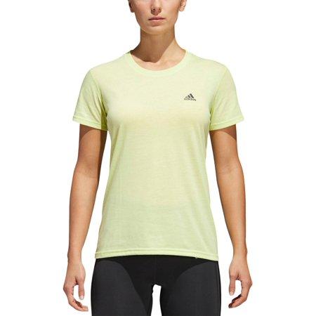 Adidas Womens Fitness Running T-Shirt