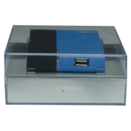 Rocport ID3 2.5in Pocket Drive 500GB 5400 RPM Blue/Black - PT -  B343K5-BL