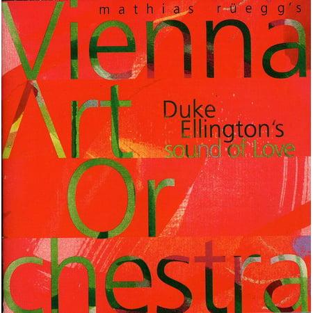 Vienna Art Orchestra   Duke Ellingtons Sound Of Love  Cd