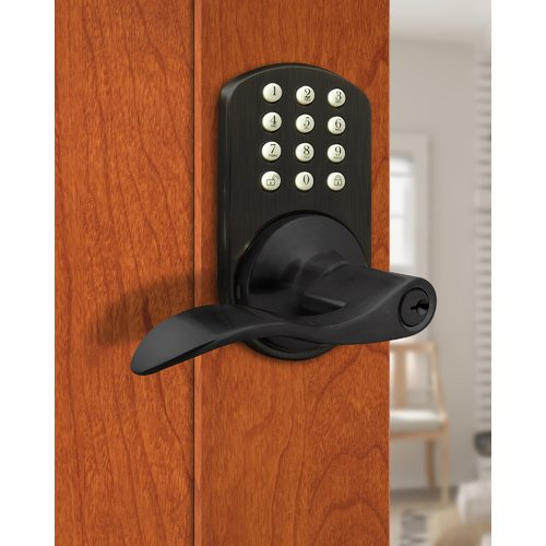 Milocks Keyless Entry Door Lever
