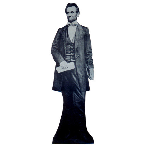 Advanced Graphics Patriotism and Politics Abraham Lincoln Walljammers Wall Decal